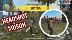 Cara Memainkan Game Free Fire